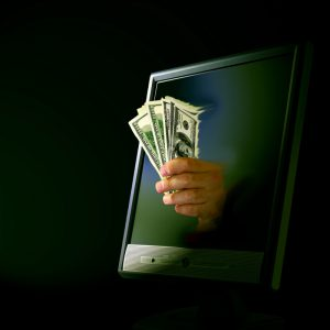 internet scam foter