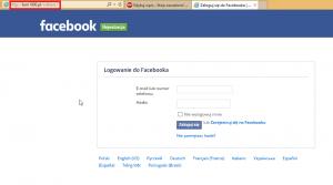 facebok bon phishing